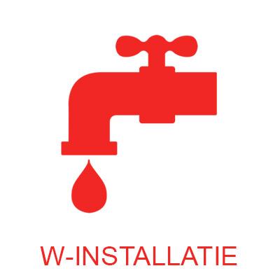 W-installatie