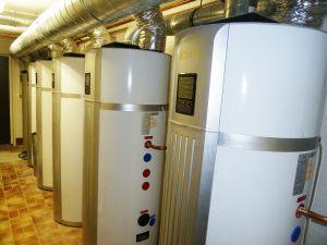 Warmtepompboilers sportvereniging