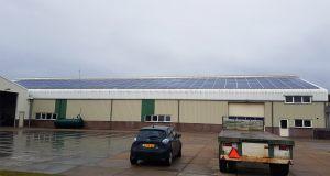 SDE - 750 panelen - 202,5kWp (1/2)